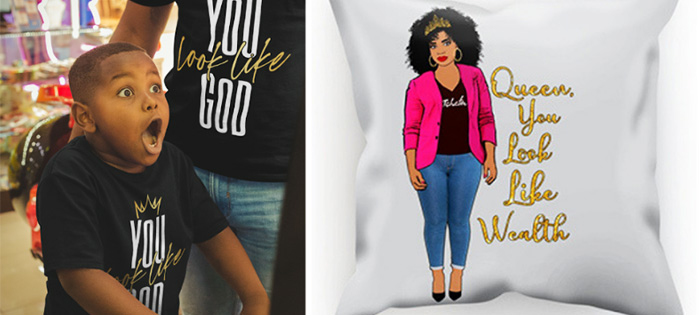 Black-owned Family Brand store apparel