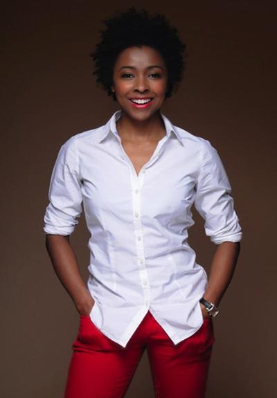 Caroline Wilson, CEO/founder of AfroAvenue