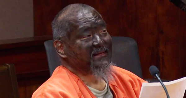 Mark Char, man who pretended to be Black while in court
