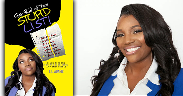 T.L. Adams, author of Get Rid of Your Stupid List