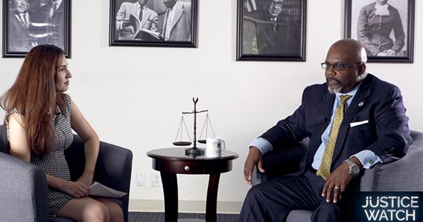 Attorney Zulu Ali interview