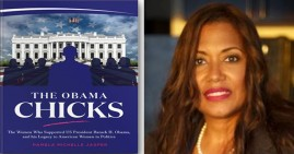 Pamela M. Jasper, author of The Obama Chicks