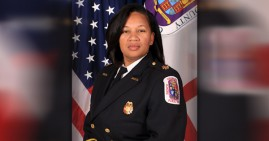 Tiffany D. Green, PG County Fire Dept Chief