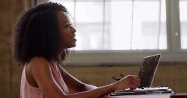 Black business woman starting LLC