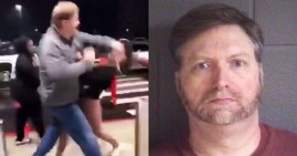 David Steven Bell, man who assaulted 11-year old Black girl