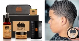 Garrick Dixon's Hair Grooming Products For Men