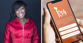 Kimberly Seals Allers, creator of the Irth app