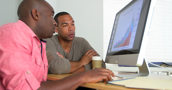 African Americans learning how to invest