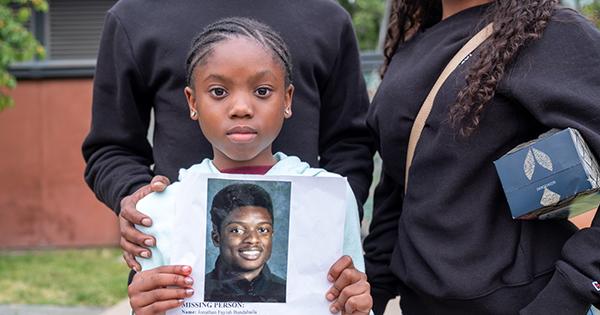 Jonathan Bandabaila, missing Black teen from Oakland
