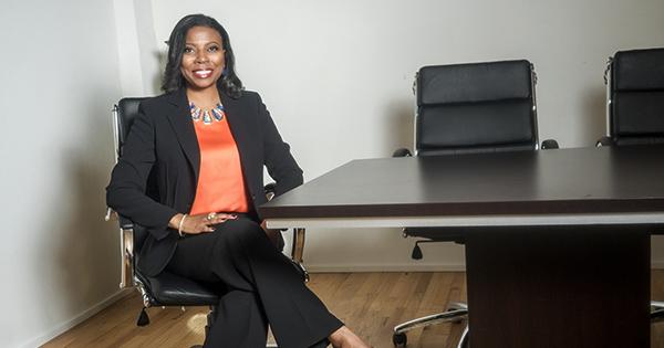 Nichelle Jones, founder of Jones Health and Benefits