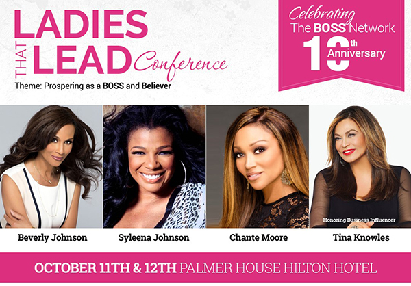 Ladies That Lead Conference