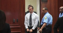 Zechariah Presley, white cop who was acquitted