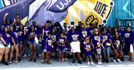 Black history tour in New Orleans with All About Dat Tours