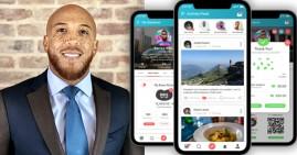 Darren Walker, founder BEAN NOW app