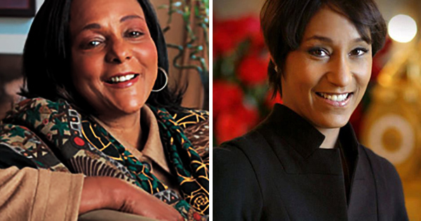 Cheryl Mayberry McKissack and Desiree Glapion Rogers