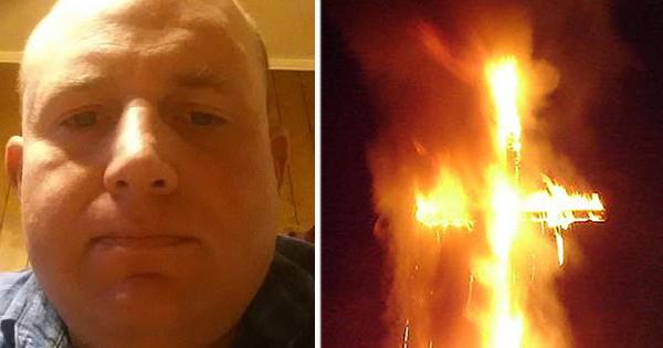 Graham Williamson, man who burned cross to intimidate Black family