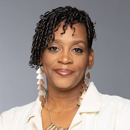 T'sharin Moncrief, founder of Women of Refined Gold