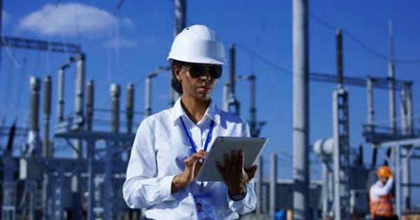 Black woman engineer