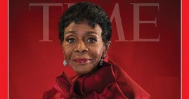 Cicely Tyson on Time Magazine