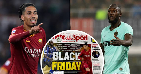 Controversial Black Friday headline about Black soccer players