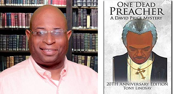 Tony Lindsay, author of One Dead Preacher