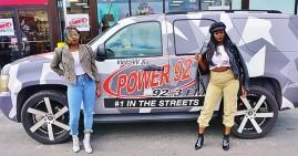 R&B Artist DM Twins
