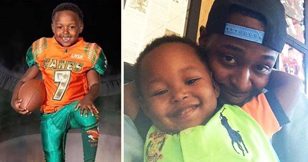 Tanarius TJ Moore, 5-year old boy killed in Alabama crossfire