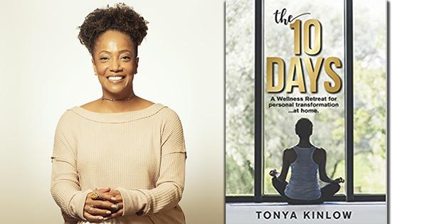 Tonya Kinlow, author of The 10 Days