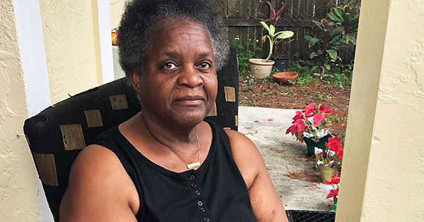 Barbara Pinkney, grandmother tased by Florida police