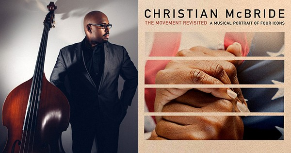 Christian McBride, composer of A Movement Revisited
