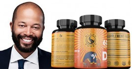 Ernesto Sigmon, founder of Black Edged supplement products