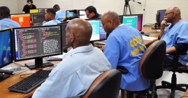 Last Mile program teaches prisoners how to code