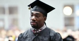 Ryan Matthew, former death row inmate that graduated from college