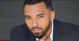 Actor Christian Keyes