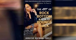 Art of Rock Bottom by Janvieve Naemani Fogle