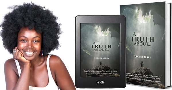 Cecile Correa, author of A Truth About