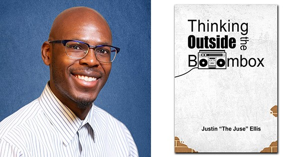Justin Ellis, author of Thinking Outside the Boombox