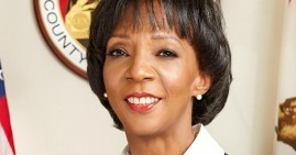 LA County District Attorney Jackie Lacey