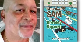 Neil Williams, author of Little Bear Sam and Greeley Square