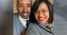 Paul and Kisha Houston, founders of Relationships Matter International