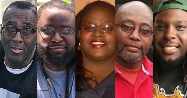 African Americans who have died from Coronavirus