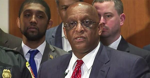 Baltimore Mayor Jack Young