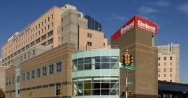Elmhurst Hospital in New York City