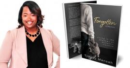 Tiffany Mensah, author of Forgotten a Memoir