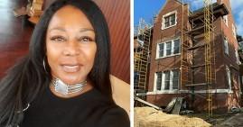 Wendy Muhammad, owner of Elijah Muhammad's Chicago mansion