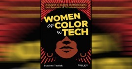 Women of Color in Tech bookcover