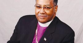 Bishop Gerald Glenn who died from Coronavirus