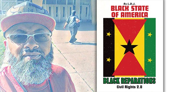 Black State of America by Rs L.D.J.