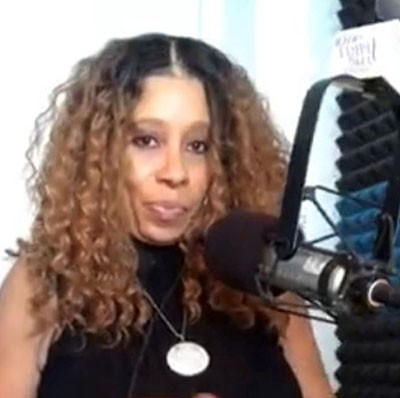Kimberly Holmes, host and founder of The Nonprofit Showcase Podcast