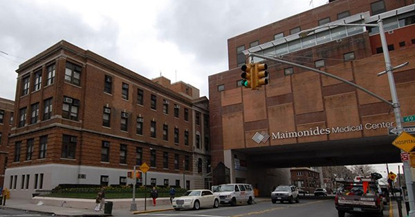 Maimonides Medical Center in Brooklyn